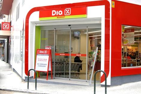 Dia abonará un dividendo de 0,18 euros por acción