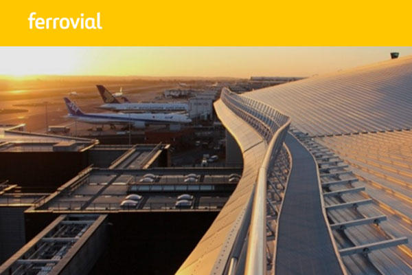 Ferrovial mantiene sus operaciones en Reino Unido con normalidad