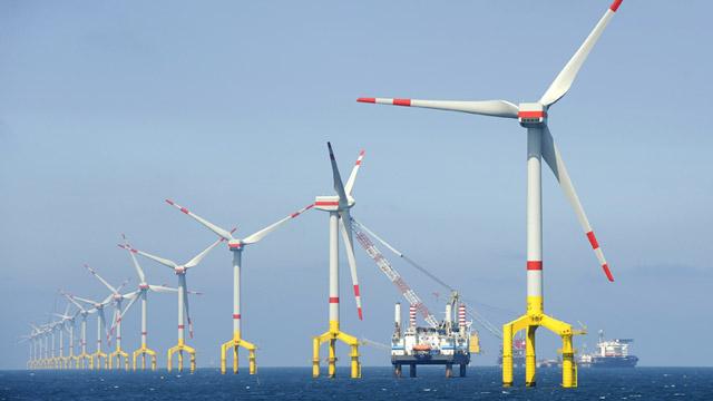 Iberdrola apuesta por la eólica marina en Irlanda