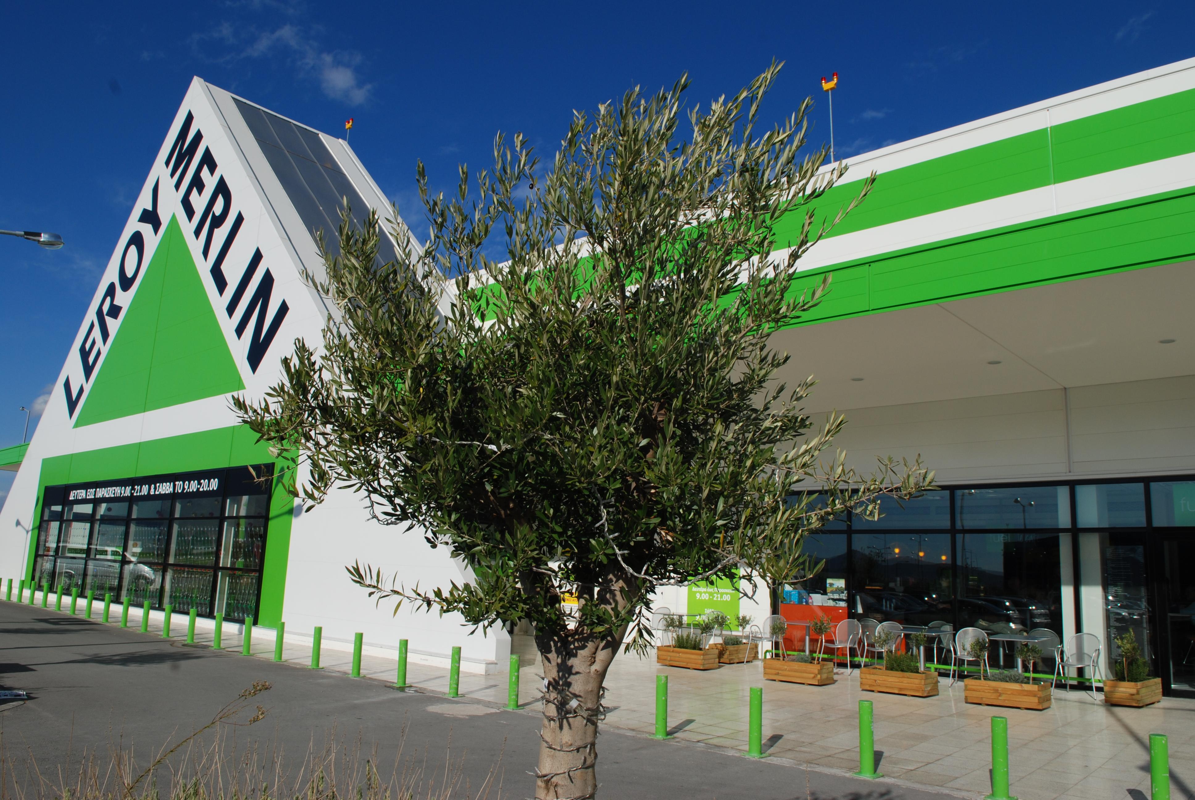 Leroy merlin abrir una tienda en a coru a por 22 millones for Jardineria leroy merlin