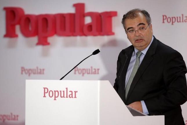Ángel Ron afirma que se necesita estabilidad política y económica para recuperarse de la crisis