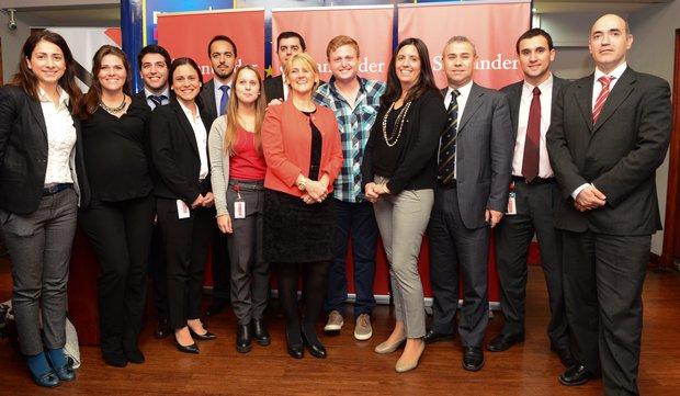Banco Santander respalda un nuevo programa de Educación Responsable en Uruguay