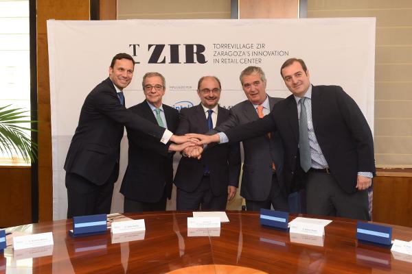 Telefónica participa en TorreVillage ZIR, centro de innovación del sector retail