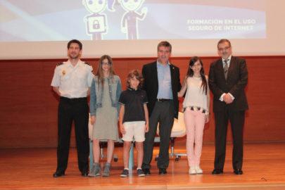 Telefónica y la Policía presentan Ciberexpert@ sobre educación digital