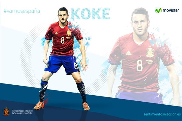 Movistar lanza 'Sentimiento', site social para aficionados de la Selección Española