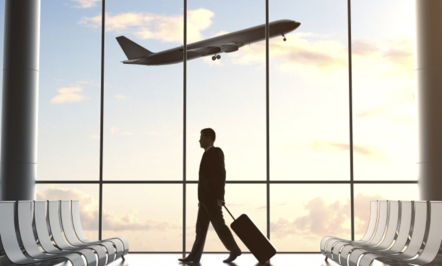 El uso del avión crece un 10 % y el del AVE el 4,9 %
