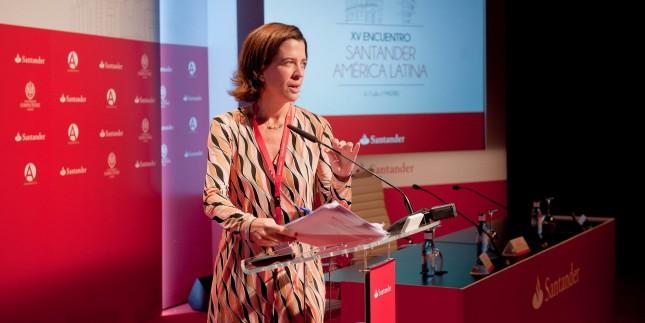 Banco Santander tiene plena confianza en la estabilidad institucional de Latinoamérica