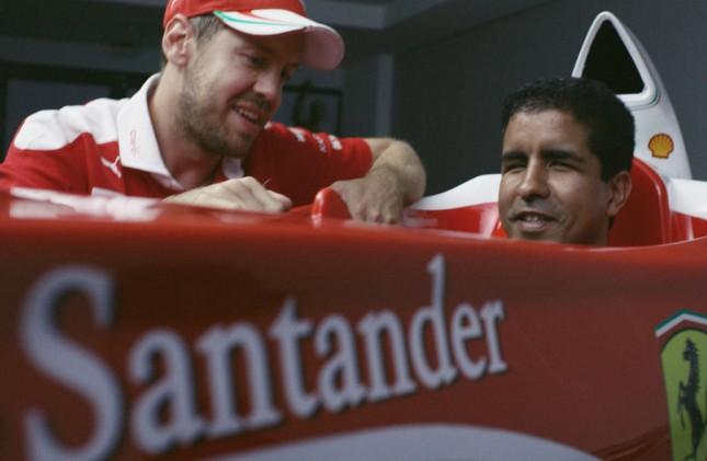Banco Santander lanza la colección de videos sobre F1 'The Daily Race'