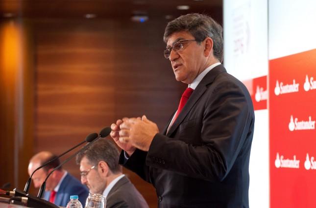 Banco Santander confía en que la banca española supere los test de estrés