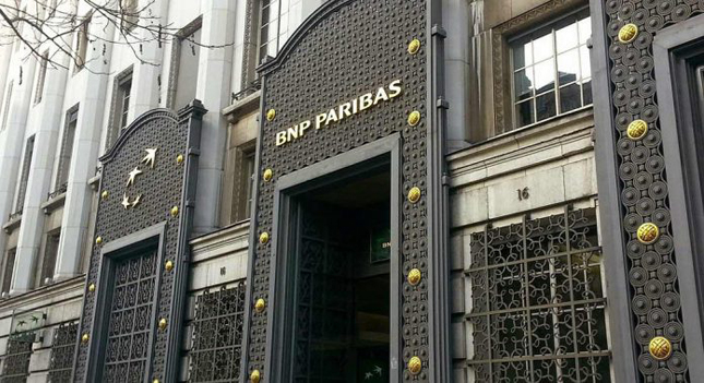 BNP Paribas creció un 15,1 % en 2016