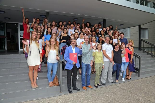 Banco Santander y la Universidad de La Rioja otorgan ayudas para estudiantes brasileños