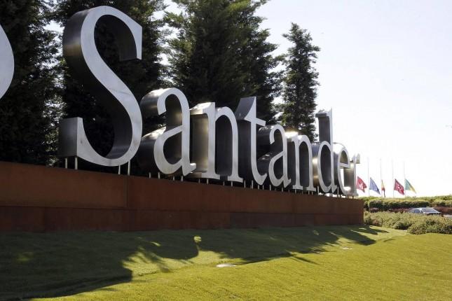 Banco Santander obtiene un beneficio atribuido de 2.054 millones de euros en el primer trimestre