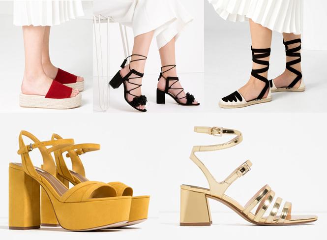 Más Este Vendidos Los Zapatos Zara Verano 2016 De sdtQrCxh
