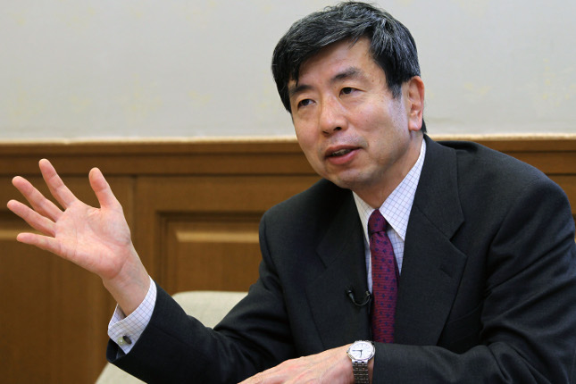 Takehiko Nakao repite como presidente del Banco Asiático de Desarrollo