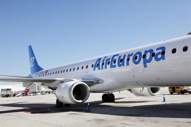 Air Europa interislas