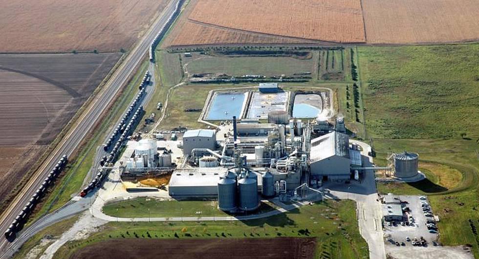 Planta etanol Abengoa
