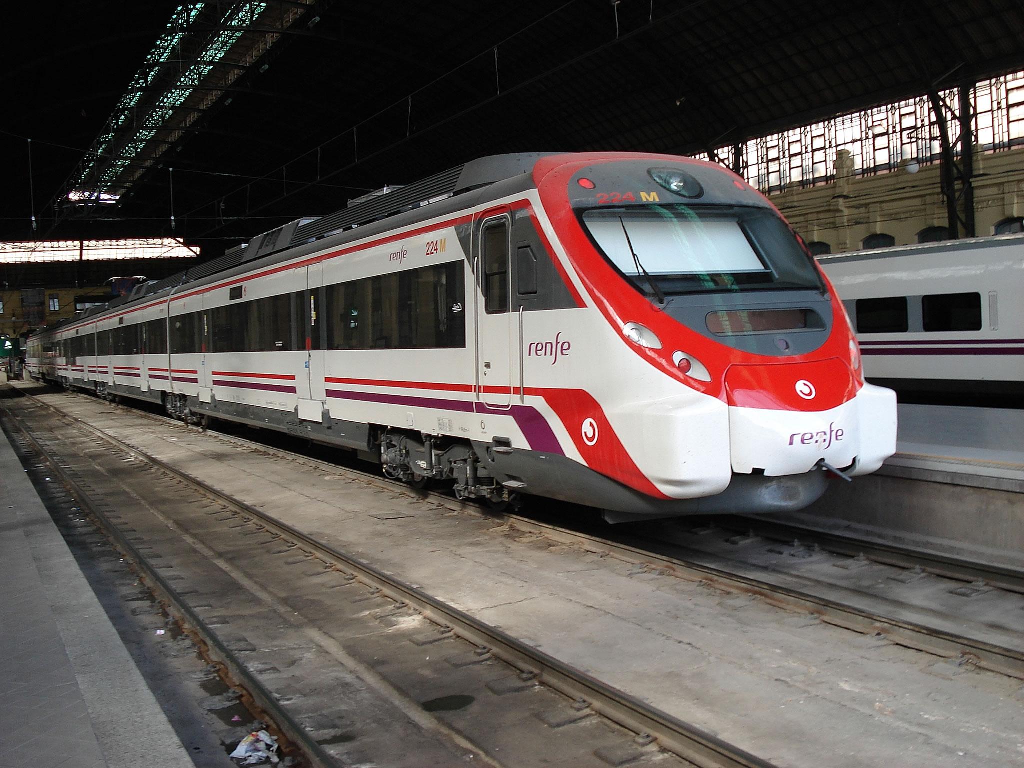 Renfe compra 200 trenes de Cercanías de gran capacidad