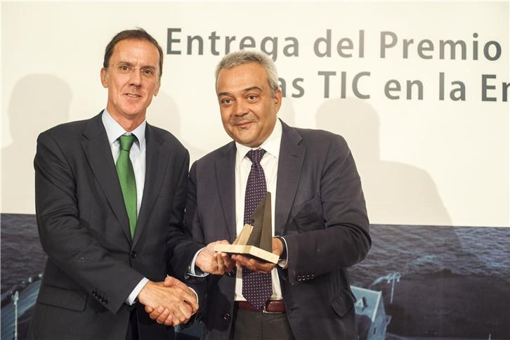 Iberdrola, reconocida por su impulso de las TIC