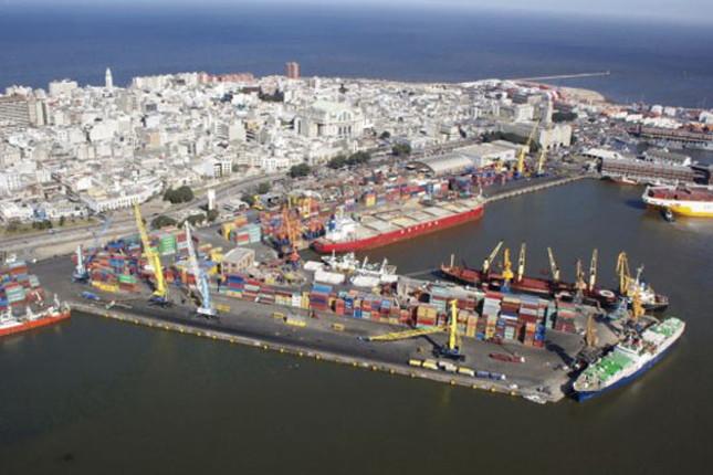 Uruguay y Bélgica ampliarán puerto en Montevideo