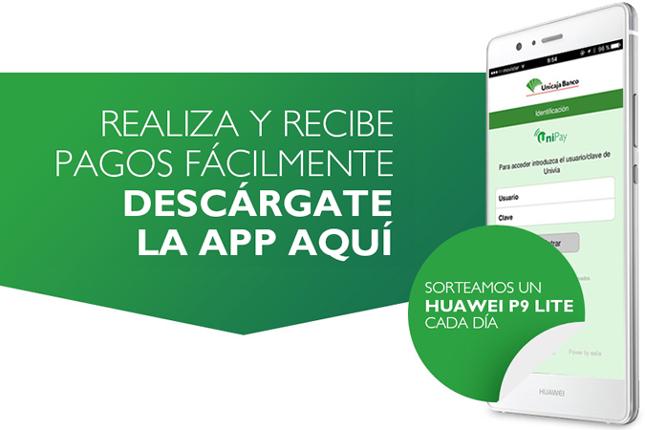 Unicaja Banco lanza 'Unipay'