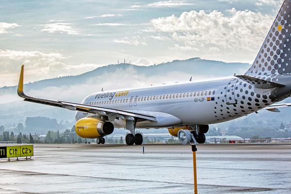 Vueling amplia acuerdo de código compartido con Qatar Airways