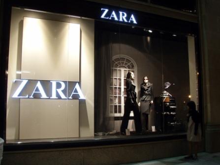 Zara se sitúa entre las marcas más relevantes para los jóvenes chinos