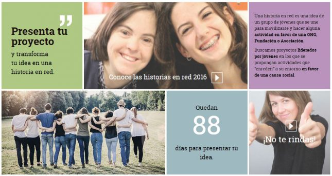 Bankia y la Fundación 'Lo Que De Verdad Importa' lanzan la III convocatoria de 'Historias en Red'