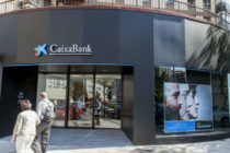 Los empleados de CaixaBank abogan por el teletrabajo