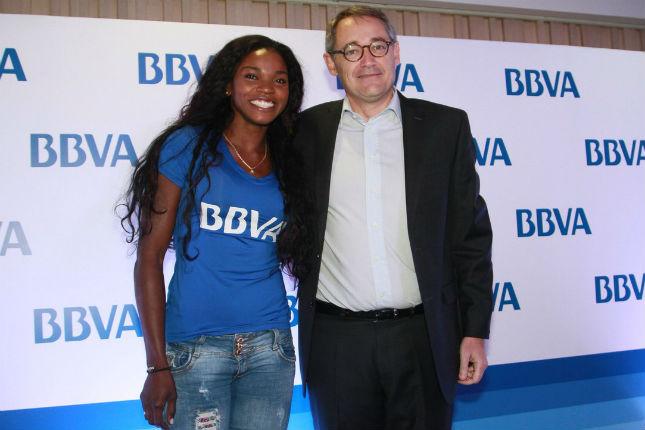 BBVA Colombia designa a Caterine Ibargüen como nueva embajadora