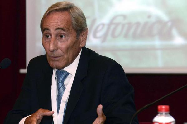 """Julio Linares: """"Telefónica está inmersa en un proceso continuo sin fin"""""""