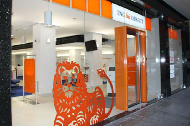 Ing direct implementar cajeros en oficinas de nationale for Oficina ing zaragoza