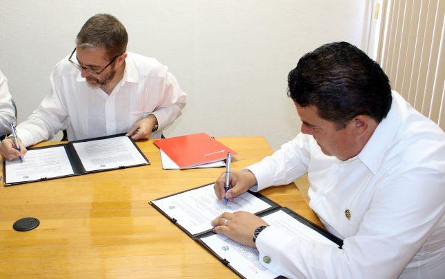 Banco Santander renueva su colaboración con la Universidad Autónoma de Baja California Sur