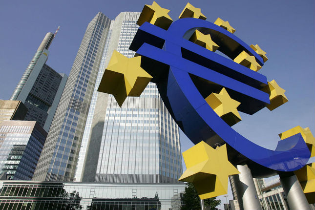 Praet (BCE) advierte sobre los riesgos de la política expansiva