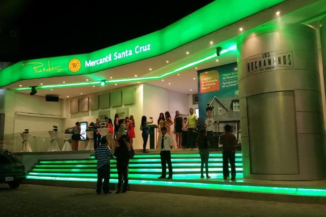 Mercantil de Bolivia absorbe al Banco Los Andes