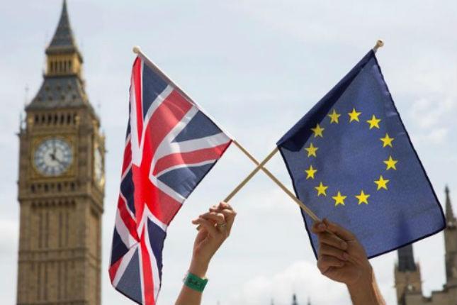 El Bréxit causa la salida de la UE de un billón de euros