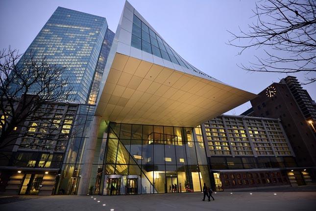 BCE: hay demasiados bancos en la eurozona