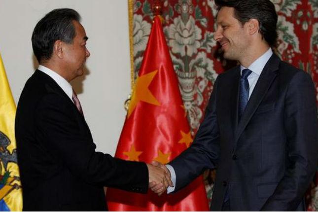 China y Ecuador refuerzan su alianza