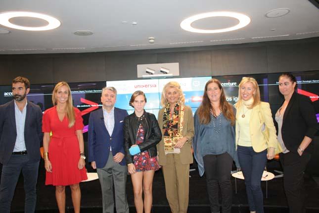 Banco Santander apoya la igualdad de género en las profesiones STEM