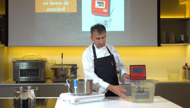 """Miríada X reabre el curso """"Introducción a la cocina al vacío de El Celler de Can Roca"""""""