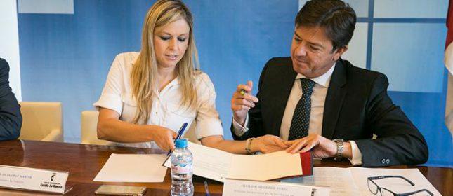 Bankia firma un acuerdo de vivienda social con el Gobierno de Castilla-La Mancha