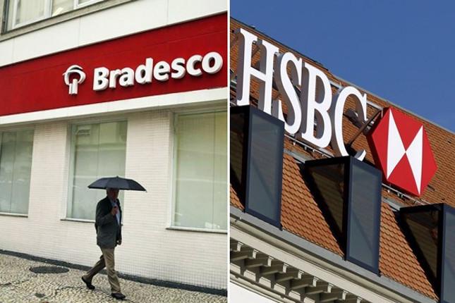Los clientes de HSBC Brasil pasan a Bradesco