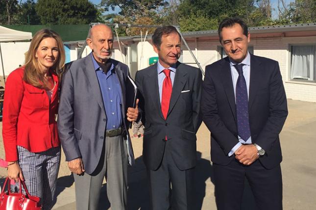 Banco Santander apoya las actividades de la Asociación Nacional Presencia Gitana