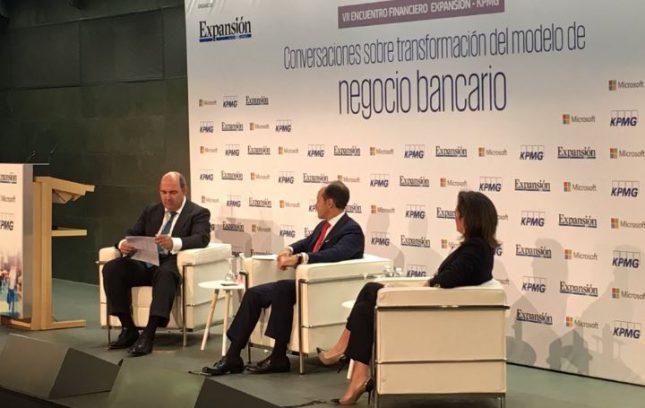 Banco Santander y BBVA se centran en el crecimiento orgánico