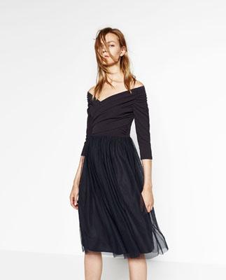 56801823c Nueva Colección de vestidos zara otoño invierno 2016