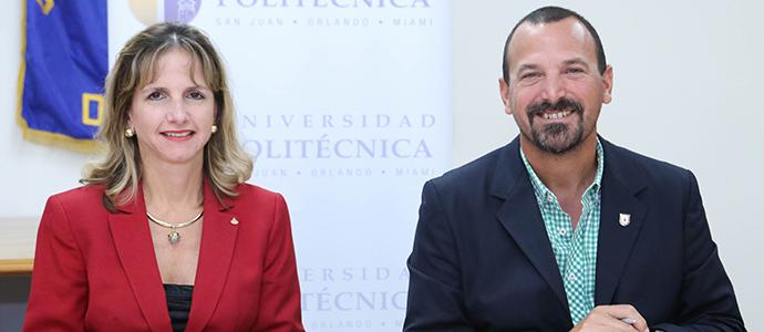 Banco Santander reafirma su compromiso con la Universidad Politécnica de Puerto Rico