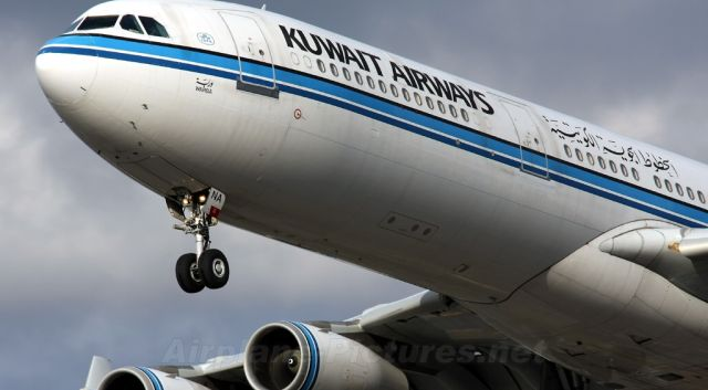 Amadeus en Kuwait Airways