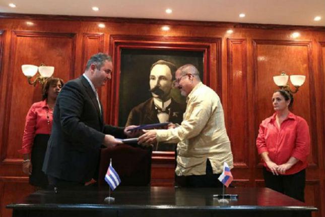 Cuba y Rusia crearán una empresa mixta