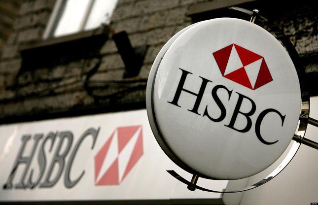 HSBC gana un 54,8% menos hasta septiembre