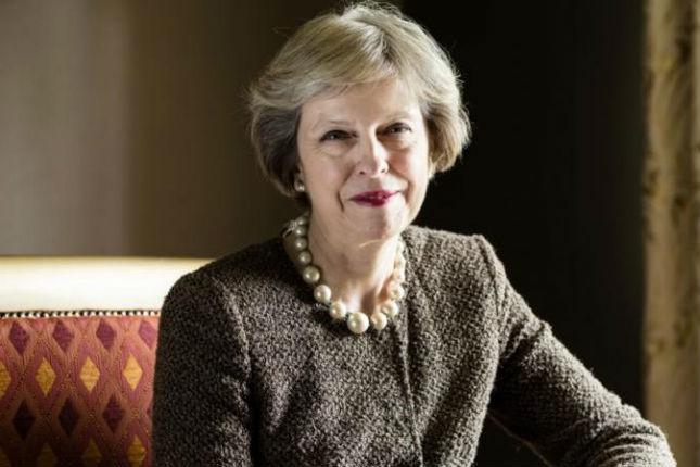 """May pide confianza para lograr un """"buen brexit"""""""