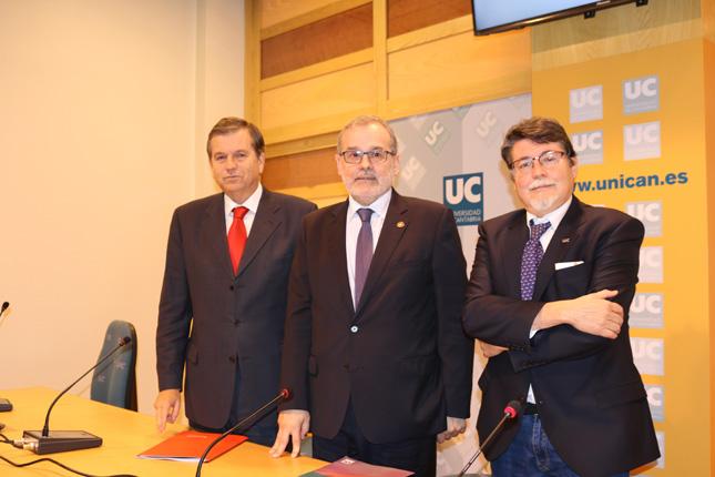 Banco Santander y la Universidad de Cantabria presentan STAR